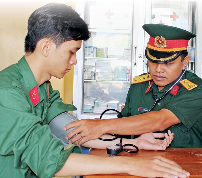 Bộ đội quân y được thành lập ngày 16/4 năm nào?