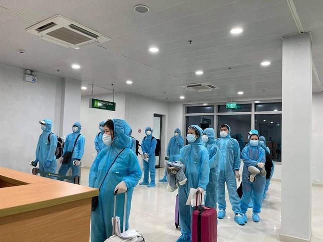 Nghệ An: Hai người trở về từ Nhật Bản dương tính với SARS-CoV-2 ảnh 2