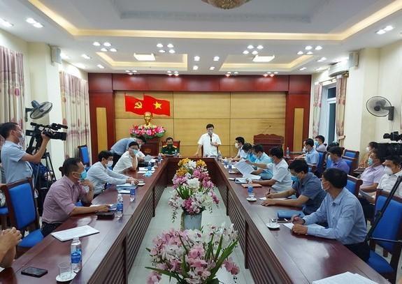 Ca mắc COVID-19 đầu tiên ở Nghệ An có lịch trình di chuyển phức tạp ảnh 1