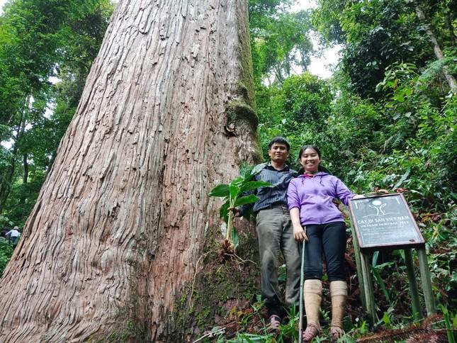 Chuyện ở trọ, đi rừng, làm khoa học của nữ Phó Giáo sư trẻ nhất nước ảnh 1