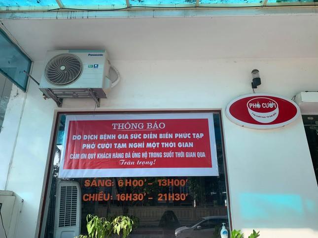 Dịch chồng dịch: Nhiều quán phở, ki ốt kinh doanh thịt bò, lợn ở Hà Tĩnh phải đóng cửa ảnh 2