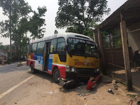 Tạm giữ tài xế xe buýt sau vụ tai nạn khiến 5 người thương vong ảnh 1