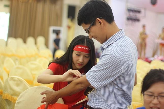 'Giọt hồng xứ Nghệ' lan tỏa nghĩa cử đẹp trong cộng đồng ảnh 5