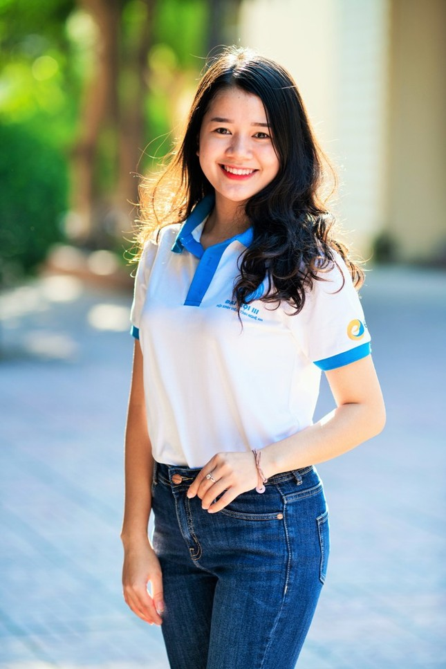 16 gương mặt nổi bật đêm chung khảo Hoa khôi sinh viên Nghệ An 2018 ảnh 2