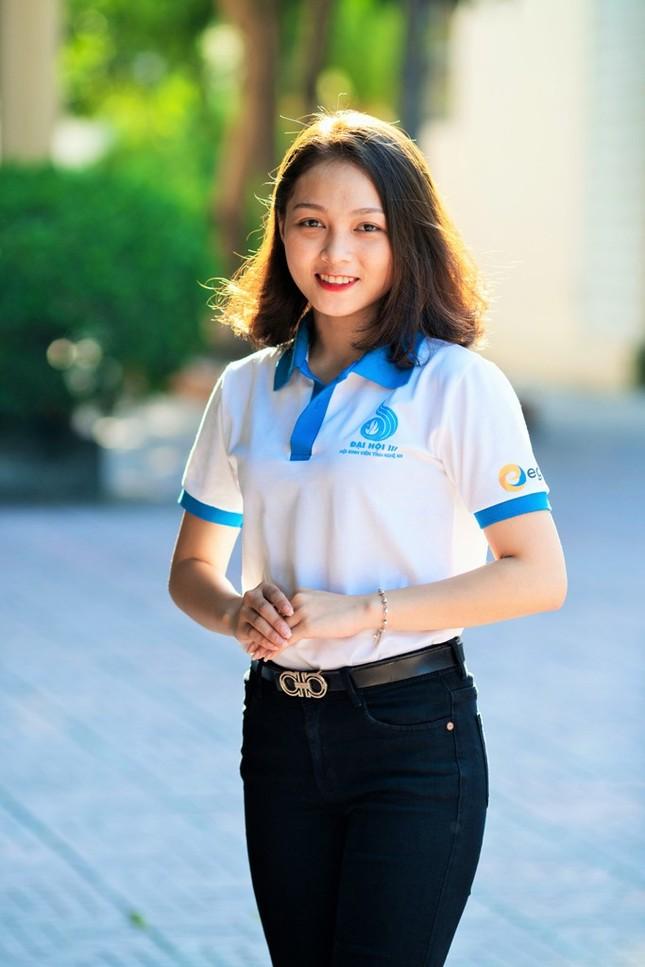 16 gương mặt nổi bật đêm chung khảo Hoa khôi sinh viên Nghệ An 2018 ảnh 3