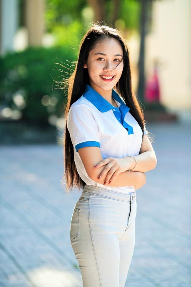 16 gương mặt nổi bật đêm chung khảo Hoa khôi sinh viên Nghệ An 2018 ảnh 4