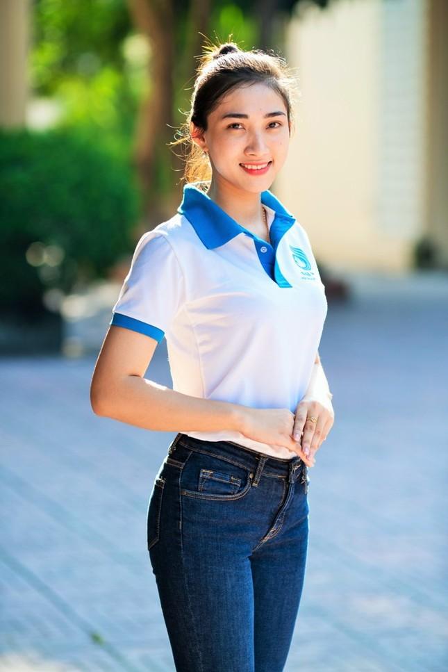 16 gương mặt nổi bật đêm chung khảo Hoa khôi sinh viên Nghệ An 2018 ảnh 5