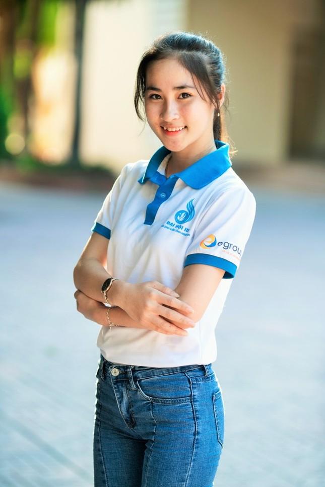 16 gương mặt nổi bật đêm chung khảo Hoa khôi sinh viên Nghệ An 2018 ảnh 7