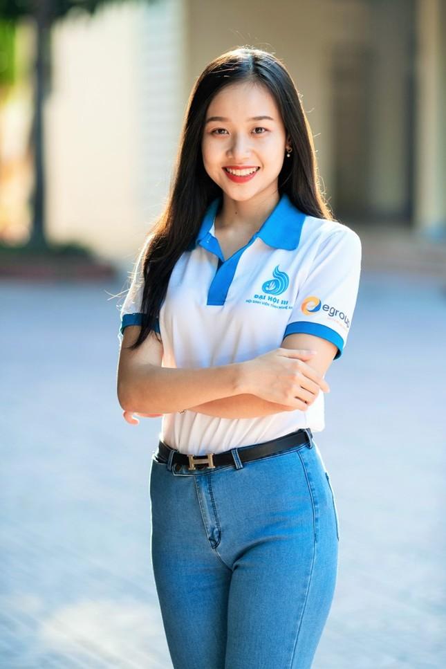 16 gương mặt nổi bật đêm chung khảo Hoa khôi sinh viên Nghệ An 2018 ảnh 8