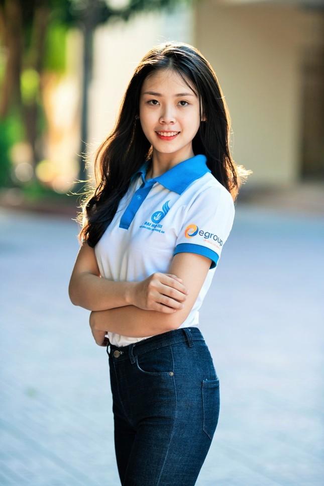 16 gương mặt nổi bật đêm chung khảo Hoa khôi sinh viên Nghệ An 2018 ảnh 10