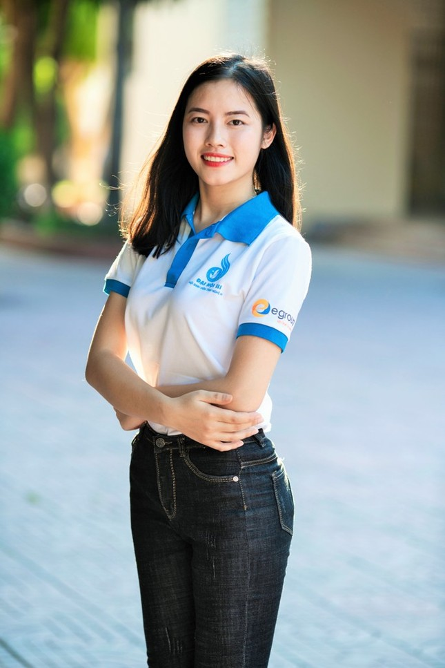 16 gương mặt nổi bật đêm chung khảo Hoa khôi sinh viên Nghệ An 2018 ảnh 12