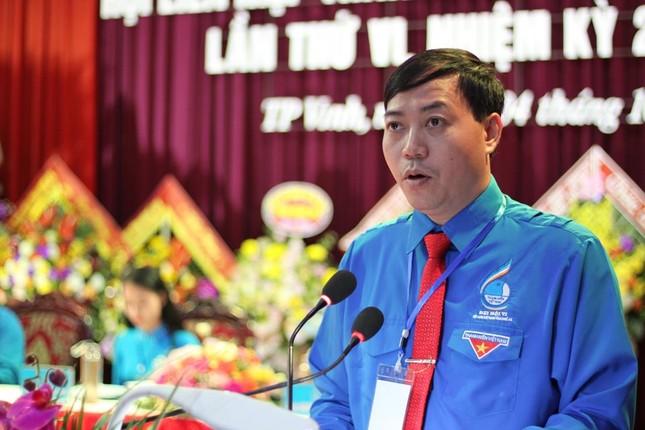 Khai mạc đại hội đại biểu Hội LHTN Việt Nam tỉnh Nghệ An lần thứ VI ảnh 3