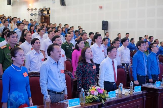 Khai mạc đại hội đại biểu Hội LHTN Việt Nam tỉnh Nghệ An lần thứ VI ảnh 2