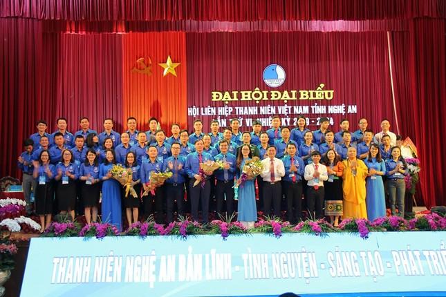 Khai mạc đại hội đại biểu Hội LHTN Việt Nam tỉnh Nghệ An lần thứ VI ảnh 4