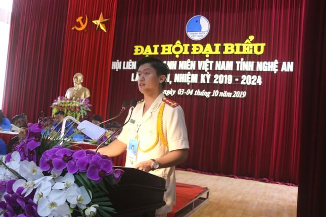 Khai mạc đại hội đại biểu Hội LHTN Việt Nam tỉnh Nghệ An lần thứ VI ảnh 6