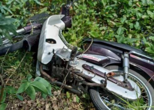 Vụ bảo vệ nghi bị giết ở trụ sở BHXH: Tìm thấy xe máy nạn nhân ở dưới ruộng ảnh 1