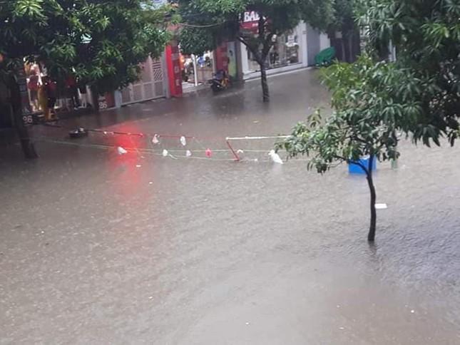 Ngập lụt diện rộng, hàng loạt trường ở Nghệ An thông báo học sinh nghỉ học ảnh 2
