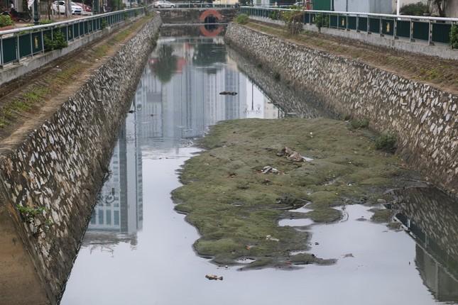 Nạo vét, xử lý ô nhiễm tại di tích Hào Thành cổ Vinh ảnh 2