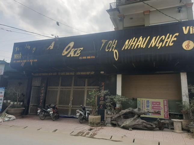 Tin mới vụ sới bạc 'khủng' trong quán karaoke ở Nghệ An ảnh 1