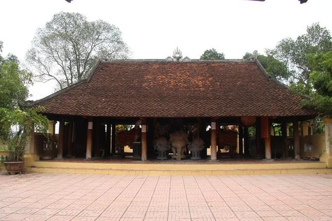 Kỷ luật 4 cán bộ để chùa không phép xây dựng xâm lấn di tích ảnh 2