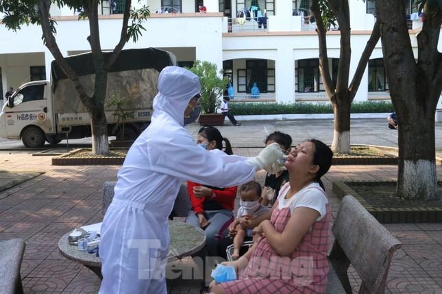 'Mục sở thị' 2 khu cách ly tập trung tại tỉnh Nghệ An ảnh 5
