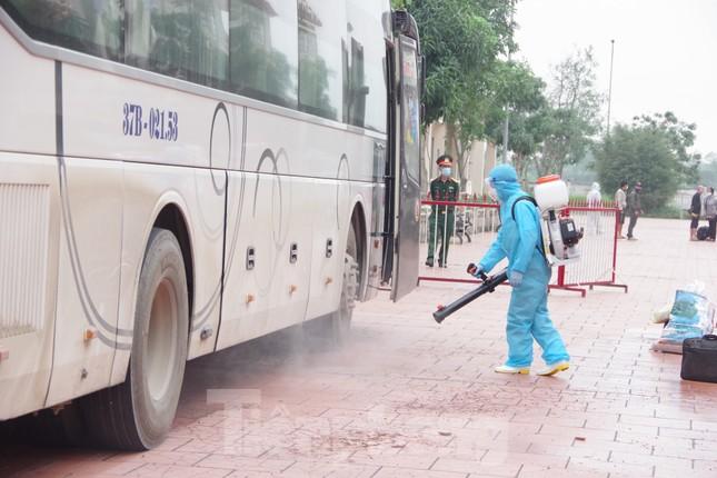'Mục sở thị' 2 khu cách ly tập trung tại tỉnh Nghệ An ảnh 3