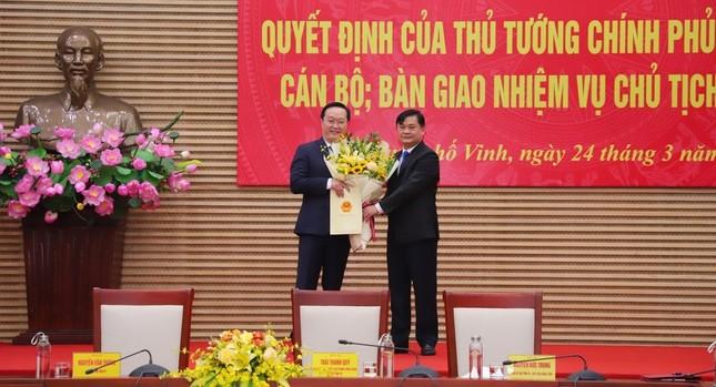 Triển khai quyết định nhân sự của Thủ tướng Chính phủ ảnh 1