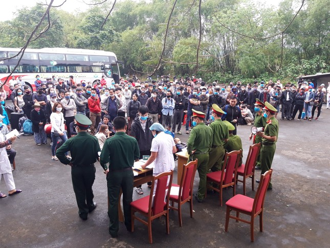 Hành động tri ân đặc biệt của những công dân cách ly tại miền núi Nghệ An ảnh 9