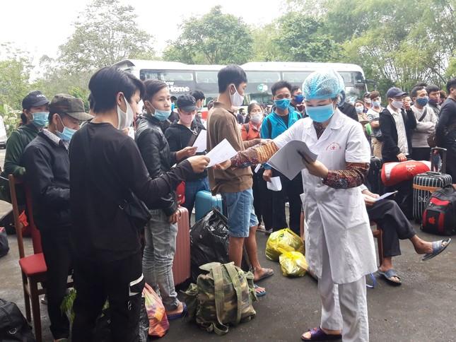 Hành động tri ân đặc biệt của những công dân cách ly tại miền núi Nghệ An ảnh 8