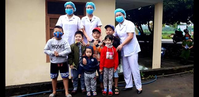 Hành động tri ân đặc biệt của những công dân cách ly tại miền núi Nghệ An ảnh 12
