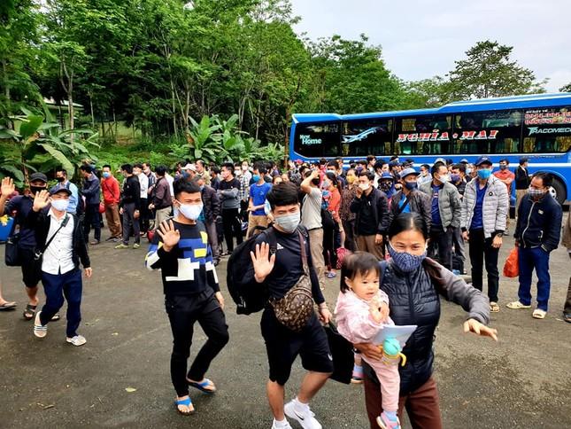 Hành động tri ân đặc biệt của những công dân cách ly tại miền núi Nghệ An ảnh 10