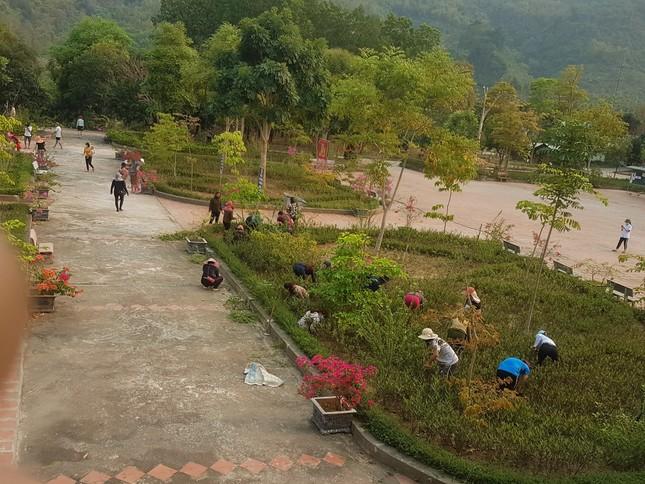 Hành động tri ân đặc biệt của những công dân cách ly tại miền núi Nghệ An ảnh 1
