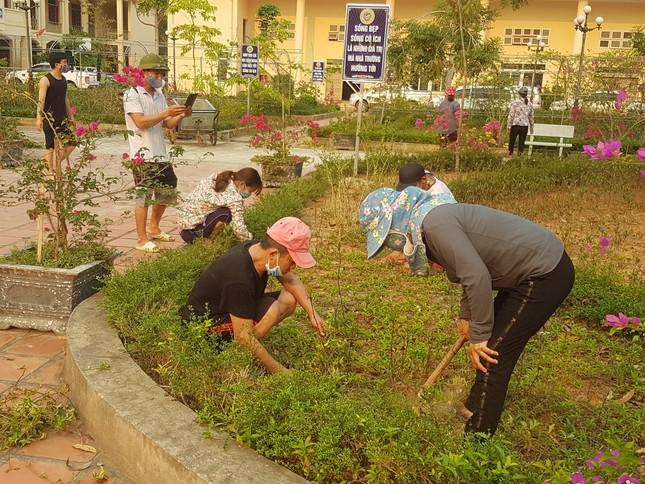 Hành động tri ân đặc biệt của những công dân cách ly tại miền núi Nghệ An ảnh 2
