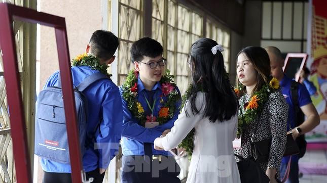 Những hình ảnh đẹp bên lề Đại hội thanh niên tiên tiến làm theo lời Bác ảnh 8