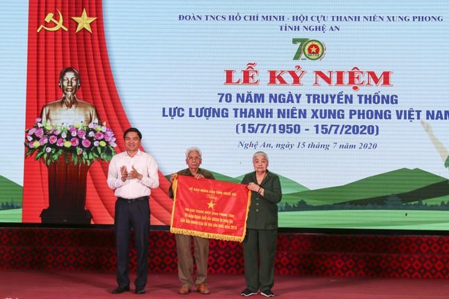 Nghệ An kỷ niệm 70 năm ngày truyền thống lực lượng TNXP ảnh 5