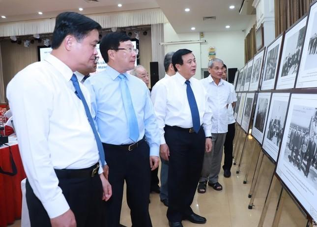 Nghệ An tổ chức kỷ niệm 110 năm ngày sinh cố Phó Thủ tướng Nguyễn Duy Trinh ảnh 2