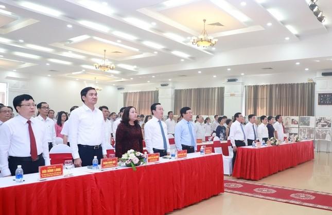 Nghệ An tổ chức kỷ niệm 110 năm ngày sinh cố Phó Thủ tướng Nguyễn Duy Trinh ảnh 1