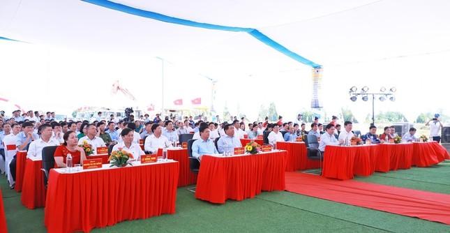 Khởi công dự án 521 tỷ ven biển Nghi Sơn - Cửa Lò ảnh 1