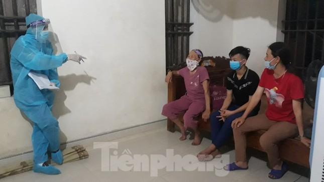 Kết quả xét nghiệm 27 người tiếp xúc gần bệnh nhân 435 ảnh 1