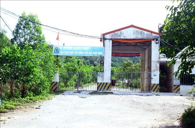 UBND tỉnh Nghệ An chỉ đạo xử lý ô nhiễm tại trại lợn Công ty Đại Thành Lộc ảnh 1