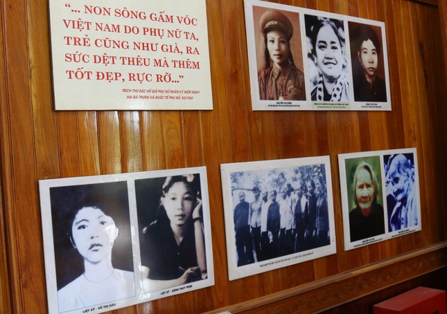 Xúc động trước những kỷ vật của nữ chiến sỹ cộng sản kiên cường ảnh 11