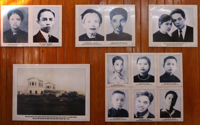 Xúc động trước những kỷ vật của nữ chiến sỹ cộng sản kiên cường ảnh 2