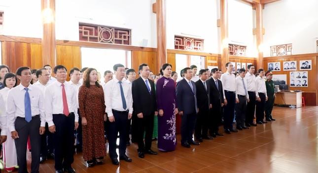 Đồng chí Nguyễn Thị Minh Khai với cách mạng và quê hương Nghệ An ảnh 1