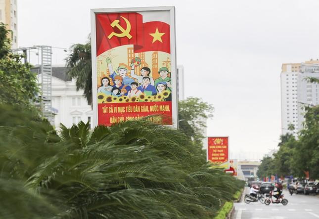 Nghệ An rực rỡ cờ hoa chào mừng Đại hội Đảng bộ tỉnh ảnh 5