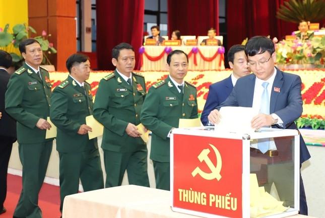 Kết quả bầu Ban Chấp hành Đảng bộ tỉnh Nghệ An khóa 19 ảnh 4