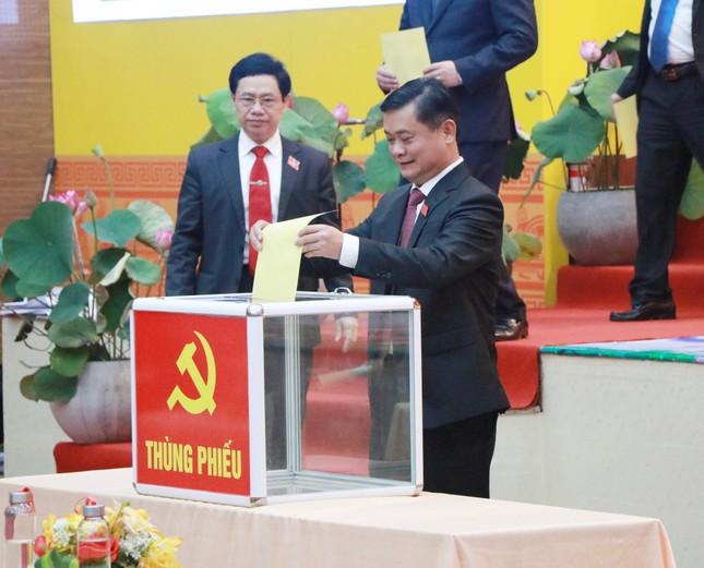 Kết quả bầu Ban Chấp hành Đảng bộ tỉnh Nghệ An khóa 19 ảnh 1