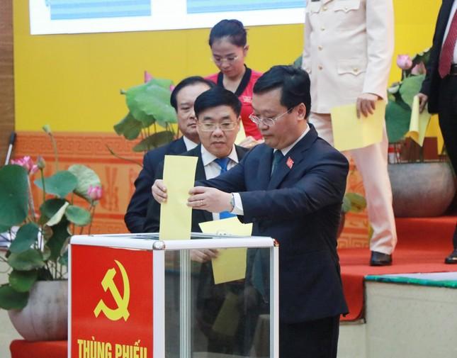 Kết quả bầu Ban Chấp hành Đảng bộ tỉnh Nghệ An khóa 19 ảnh 2