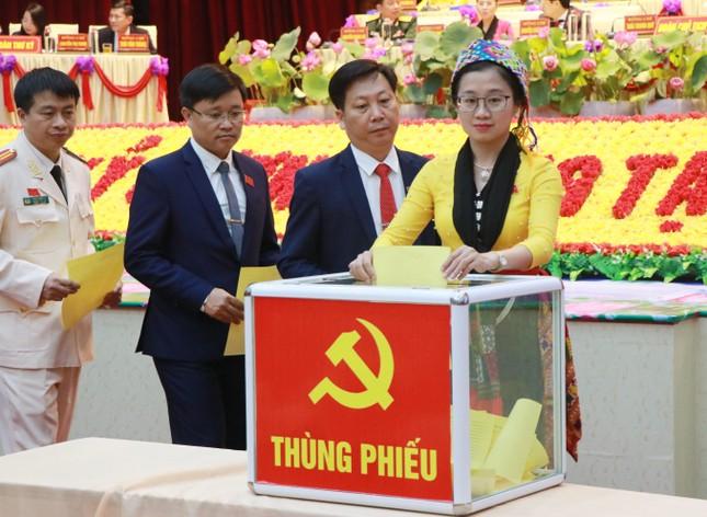 Kết quả bầu Ban Chấp hành Đảng bộ tỉnh Nghệ An khóa 19 ảnh 6