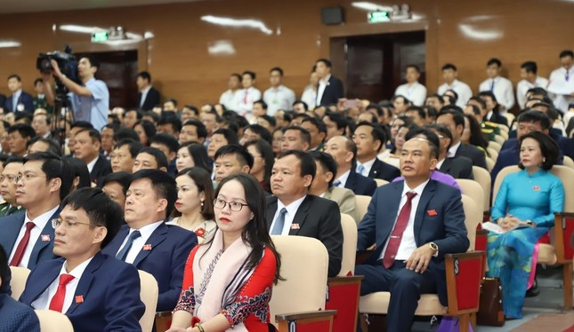 Thủ tướng Nguyễn Xuân Phúc dự khai mạc Đại hội Đảng bộ tỉnh Nghệ An ảnh 4