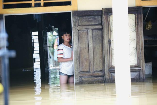 Sống trên nóc nhà, người dân Quảng Bình khắc khoải chờ lũ rút ảnh 13